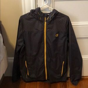 Men's Champion Windbreaker Running Jacket